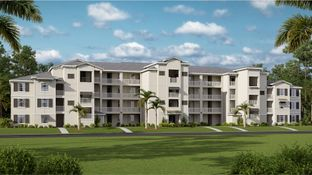 Birkdale - The National Golf & Country Club - Terrace Condominiums: Ave Maria, Florida - Lennar