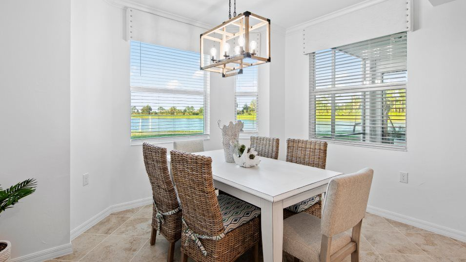 Living Area featured in the Birkdale By Lennar in Naples, FL