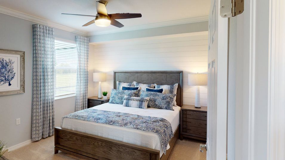 Bedroom featured in the Carolina By Lennar in Naples, FL