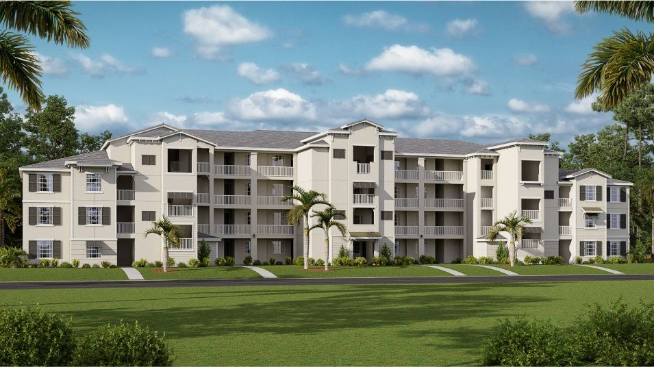 Exterior featured in the Arbor By Lennar in Naples, FL