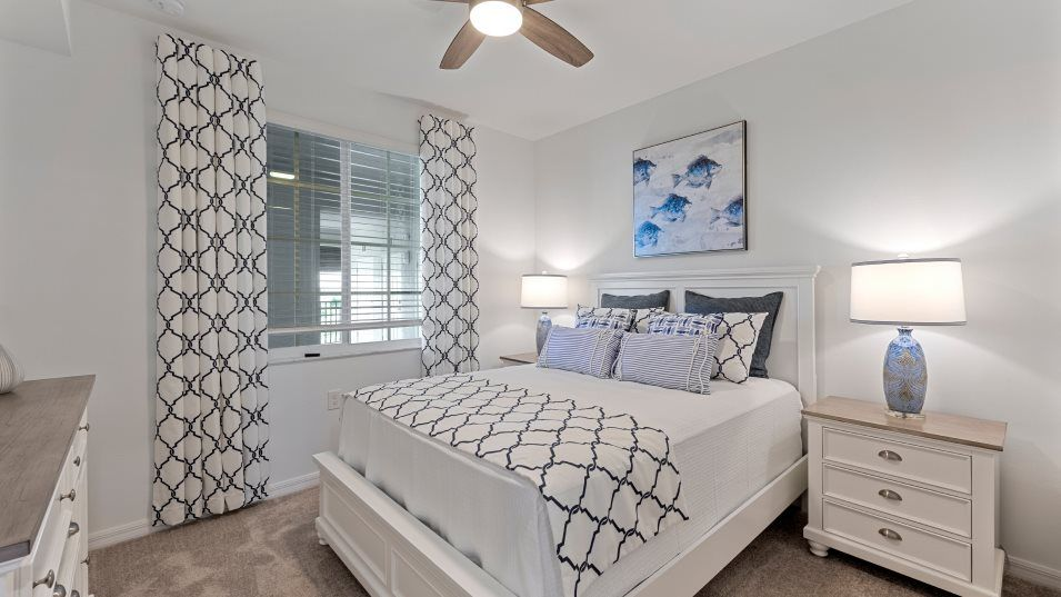 Bedroom featured in the Arbor By Lennar in Naples, FL