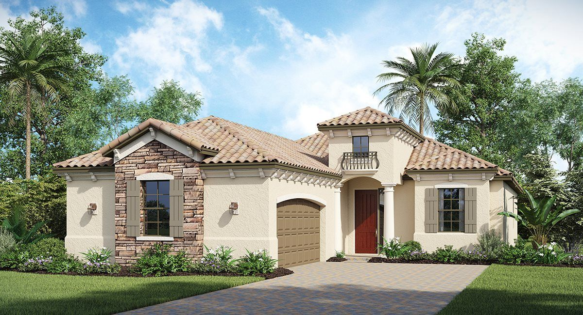 Exterior featured in the Victoria By Lennar in Sarasota-Bradenton, FL