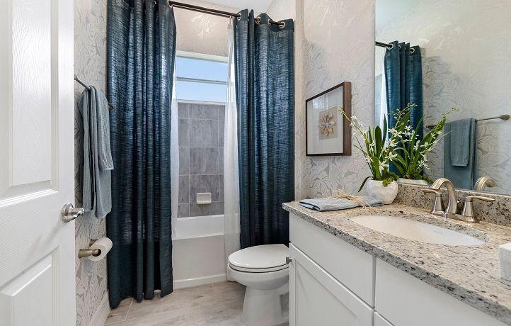 Bathroom featured in the Angelina By Lennar in Sarasota-Bradenton, FL