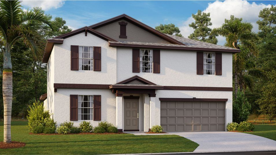Exterior featured in the Raleigh By Lennar in Fort Myers, FL