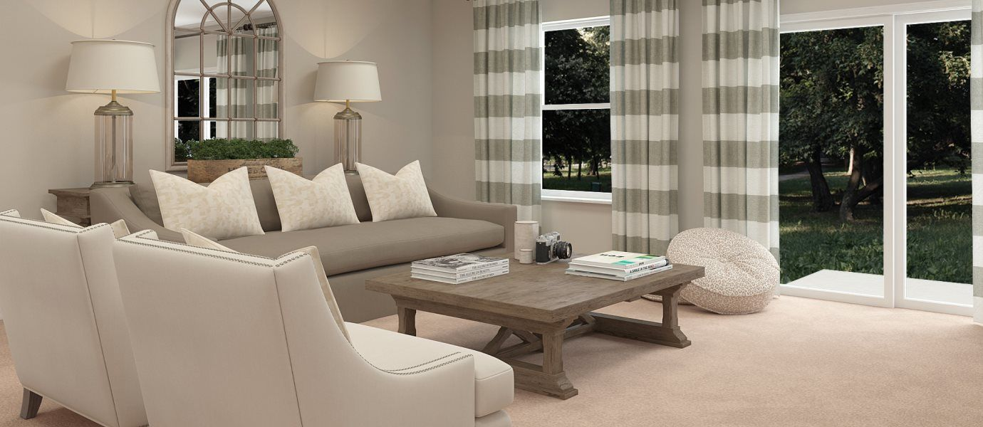Living Area featured in the Raleigh By Lennar in Fort Myers, FL