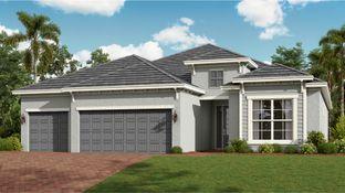 The Princeton - Vista WildBlue - Manor Homes: Fort Myers, Florida - Lennar