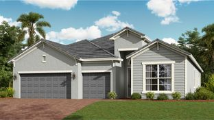 The Stanford - Vista WildBlue - Manor Homes: Fort Myers, Florida - Lennar