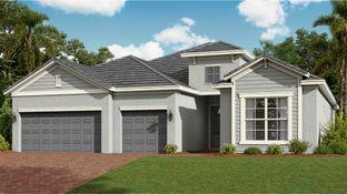 The Summerville - Vista WildBlue - Manor Homes: Fort Myers, Florida - Lennar