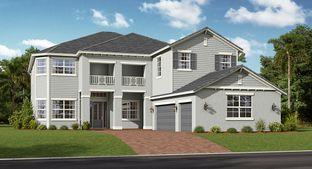 The Chapel Hill - Vista WildBlue - Estate Homes: Fort Myers, Florida - Lennar