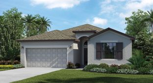 Trevi - Portico - Executive homes: Fort Myers, Florida - Lennar