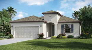 Venice - Portico - Executive homes: Fort Myers, Florida - Lennar