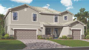 Sorrento - Portico - Manor homes: Fort Myers, Florida - Lennar