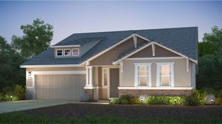 The Santa Barbara - Plan 2423 - Heritage El Dorado Hills - Legends: El Dorado Hills, California - Lennar