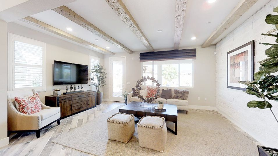 Living Area featured in the Residence 1712 By Lennar in Sacramento, CA