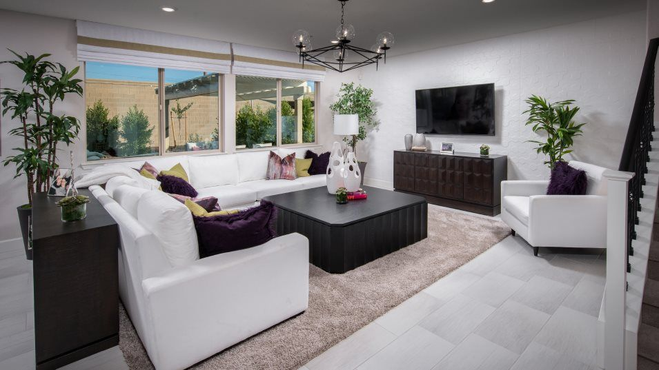 Living Area featured in the Residence 3105 By Lennar in Sacramento, CA