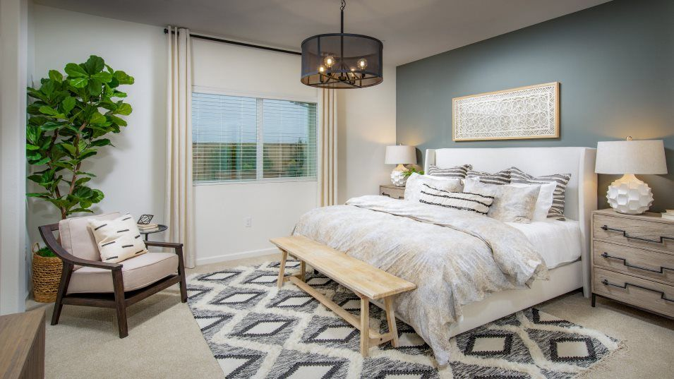 Bedroom featured in the Residence 2062 By Lennar in Sacramento, CA