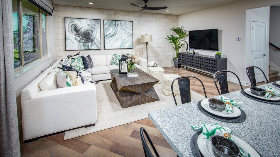 Living Area featured in the Residence 2365 By Lennar in Sacramento, CA