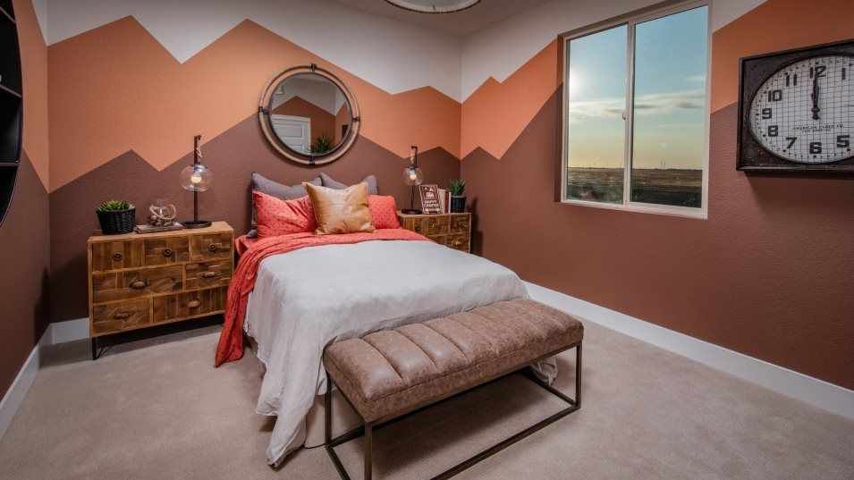 Bedroom featured in the Residence 2874 By Lennar in Sacramento, CA