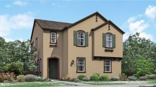 Residence 2031 - Belle Maison at Campus Oaks: Roseville, California - Lennar