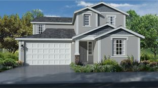 Residence 3033 - St. Moritz at Sierra West: Roseville, California - Lennar