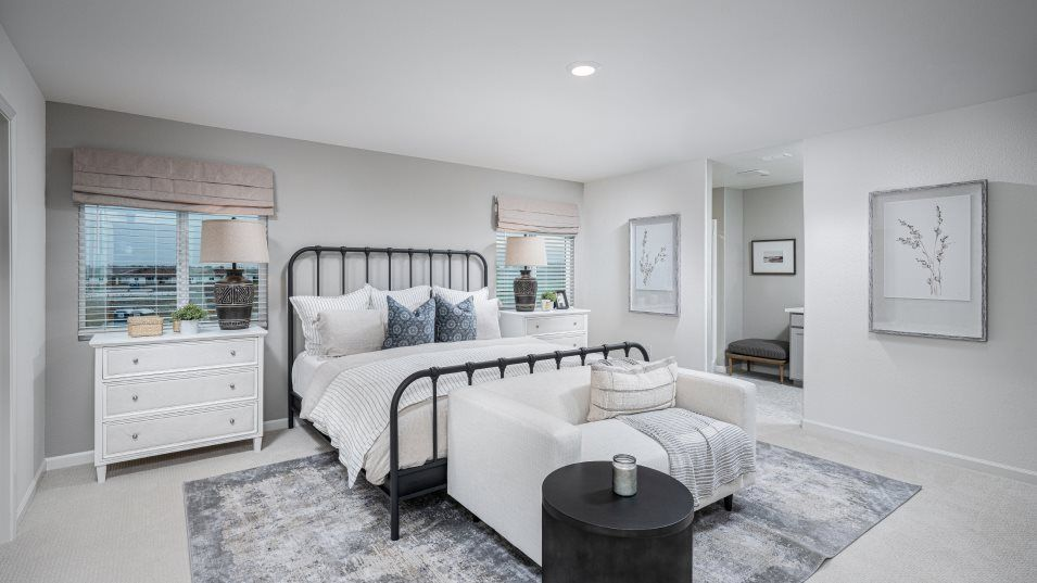 Bedroom featured in the Residence 2971 By Lennar in Sacramento, CA