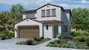 Residence 1828 - Rockcress at Folsom Ranch: Folsom, California - Lennar