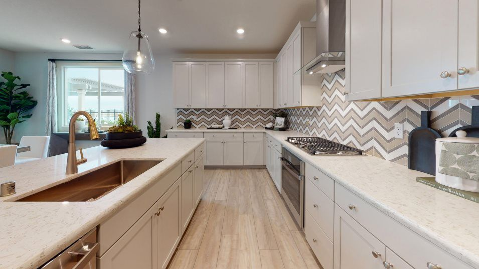 Kitchen featured in the Residence 2441 By Lennar in Stockton-Lodi, CA