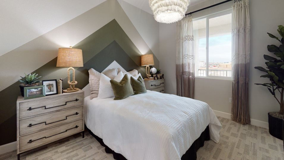 Bedroom featured in the Residence 2441 By Lennar in Stockton-Lodi, CA