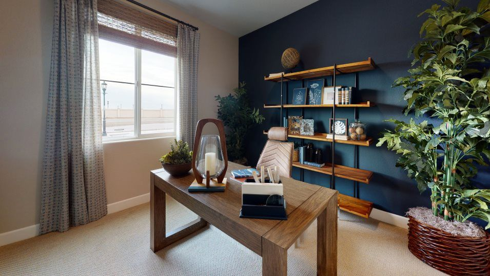 Living Area featured in the Residence 1662 By Lennar in Stockton-Lodi, CA