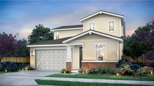 Residence 2110 - Corvara II at Campus Oaks: Roseville, California - Lennar