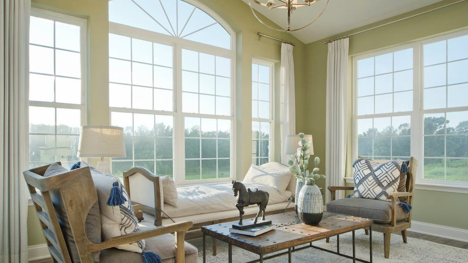 Living Area featured in the Innisbrook By Lennar in Baltimore, MD