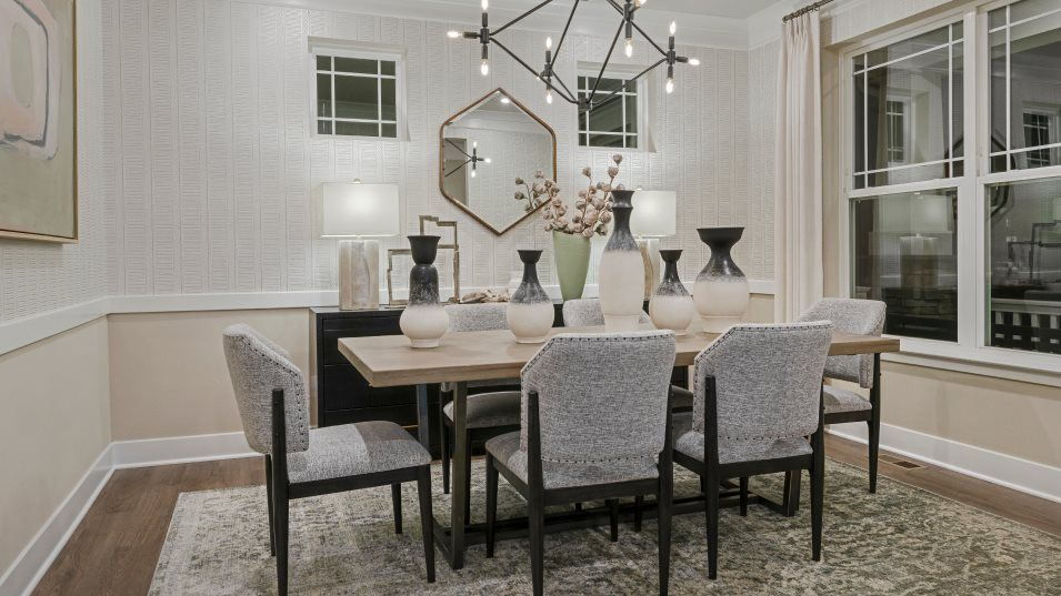Living Area featured in the Garret By Lennar in Baltimore, MD
