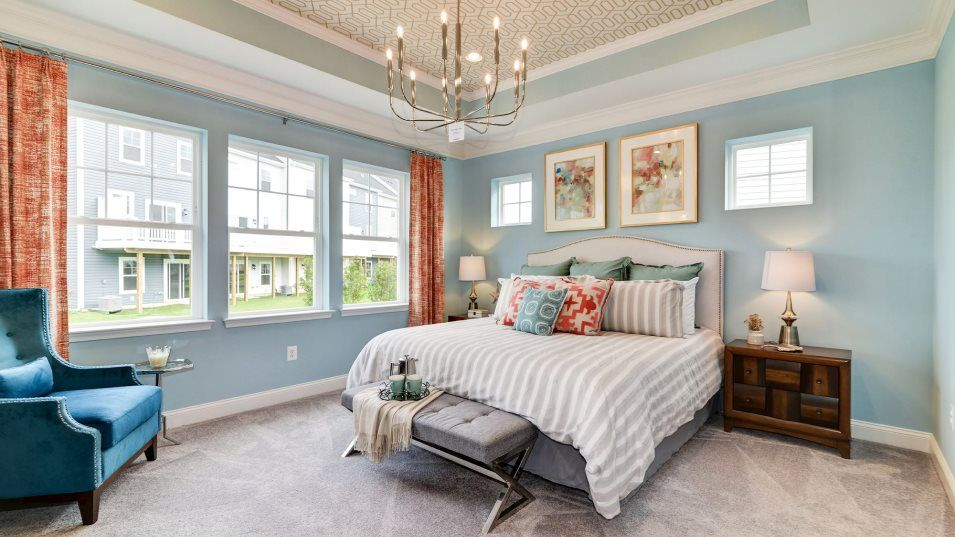 Bedroom featured in the Captiva By Lennar in Sussex, DE