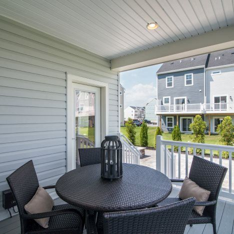 Exterior featured in the Dorchester By Lennar in Sussex, DE