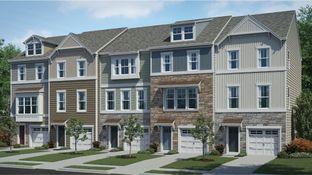 Baylor Front Load Garage - Plantation Lakes - North Shore Townhomes: Millsboro, Delaware - Lennar