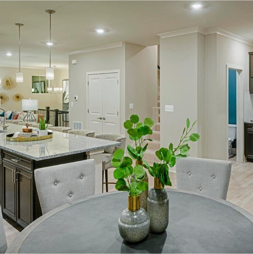 Kitchen featured in the Easton FL By Lennar in Ocean City, MD