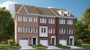 Arcadia Front Load Garage - St. Charles - St. Charles Townhomes: White Plains, District Of Columbia - Lennar