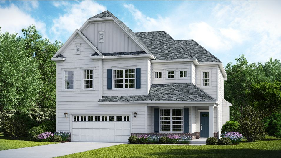 Exterior featured in the Portfield By Lennar in Washington, MD
