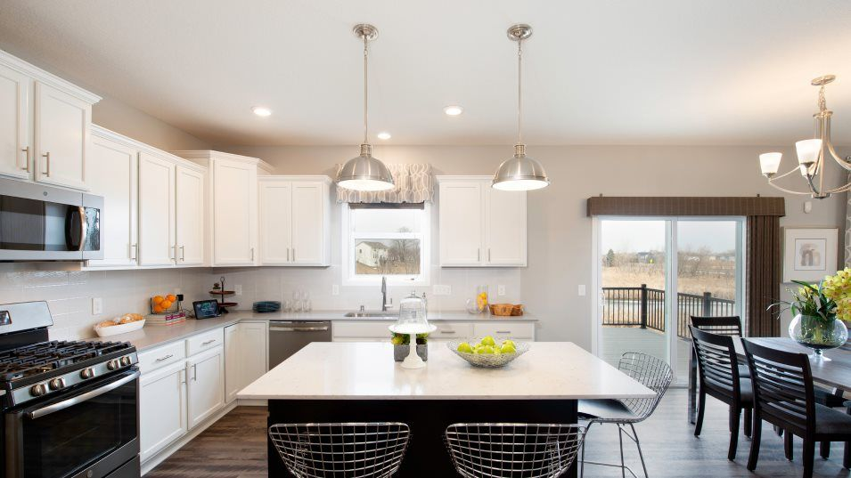 Kitchen featured in the Lewis By Lennar in Minneapolis-St. Paul, MN