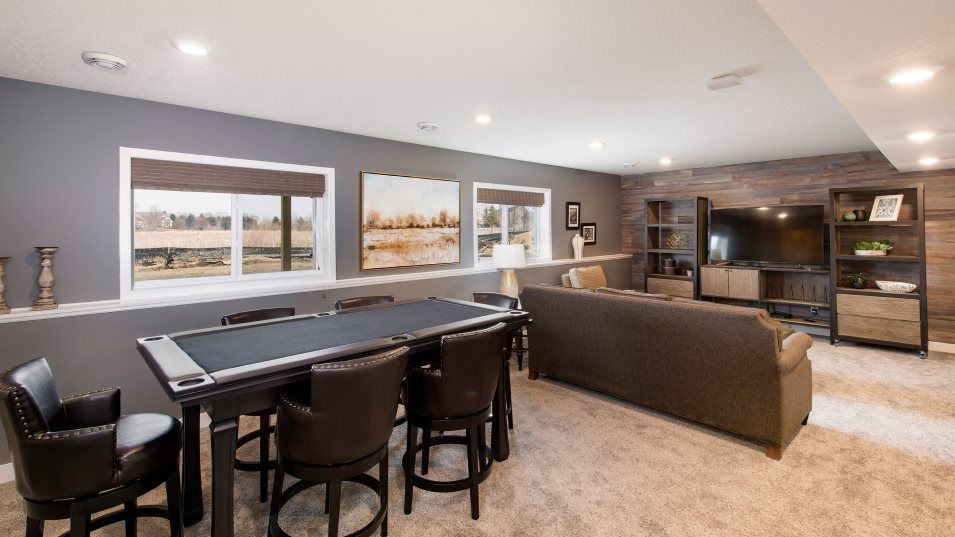 Living Area featured in the Lewis By Lennar in Minneapolis-St. Paul, MN