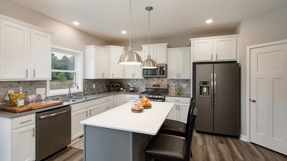 Kitchen featured in the Vanderbilt By Lennar in Minneapolis-St. Paul, MN