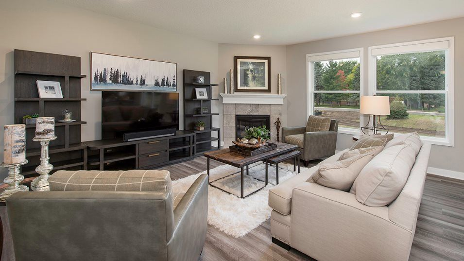 Living Area featured in the Vanderbilt By Lennar in Minneapolis-St. Paul, MN