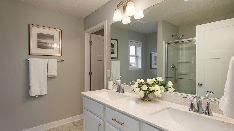 Bathroom featured in the Vanderbilt By Lennar in Minneapolis-St. Paul, MN