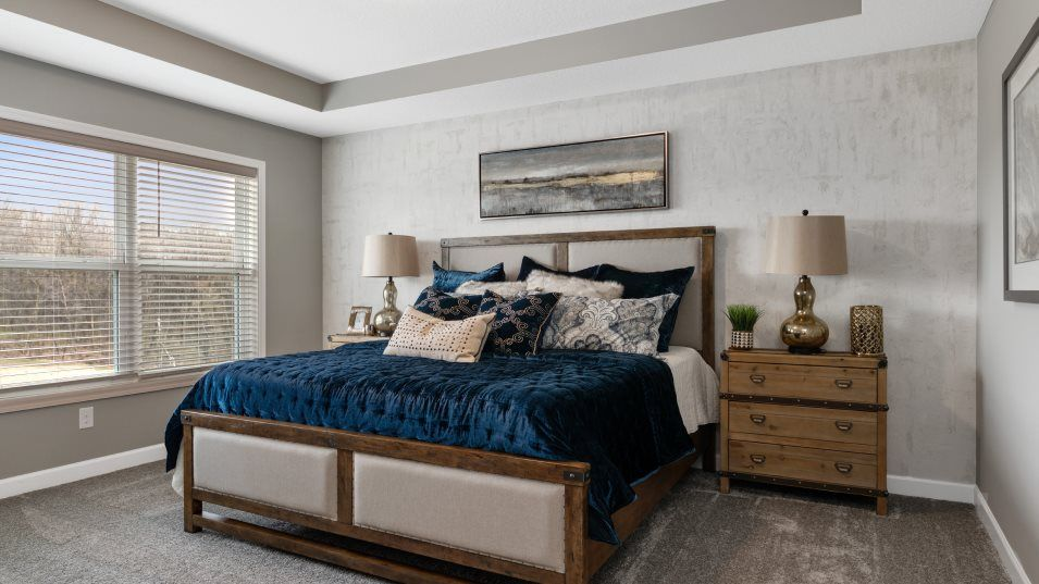 Bedroom featured in the Summit By Lennar in Minneapolis-St. Paul, MN