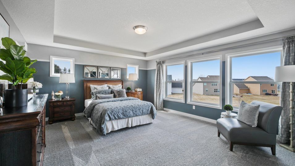 Bedroom featured in the Washburn By Lennar in Minneapolis-St. Paul, MN