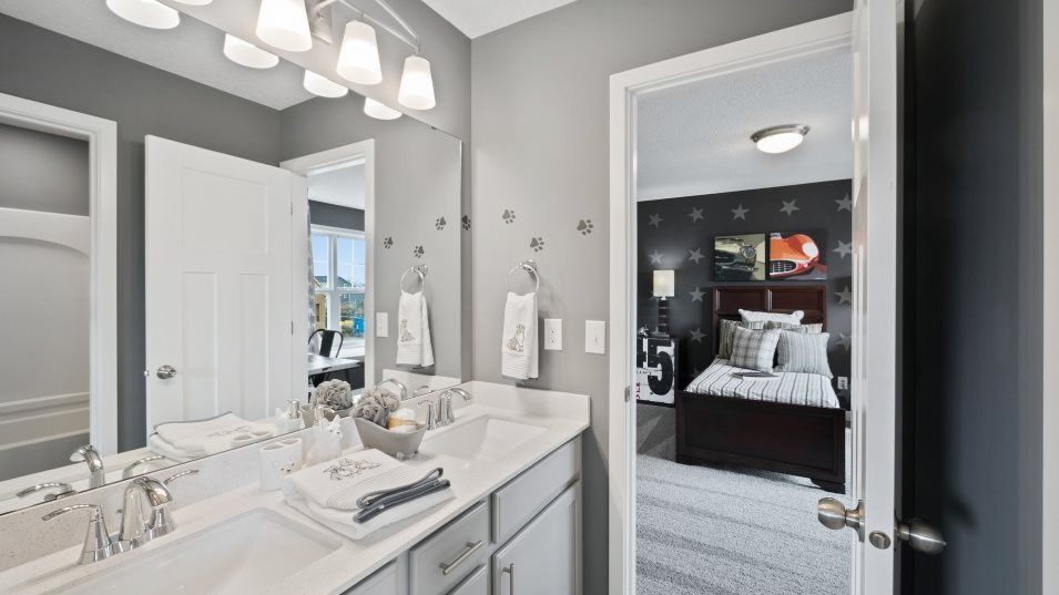 Bathroom featured in the Washburn By Lennar in Minneapolis-St. Paul, MN
