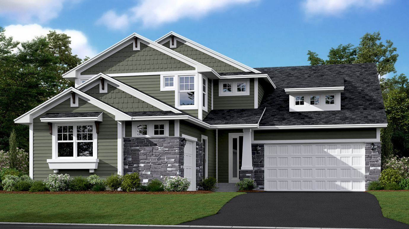 Exterior featured in the Independence By Lennar in Minneapolis-St. Paul, MN