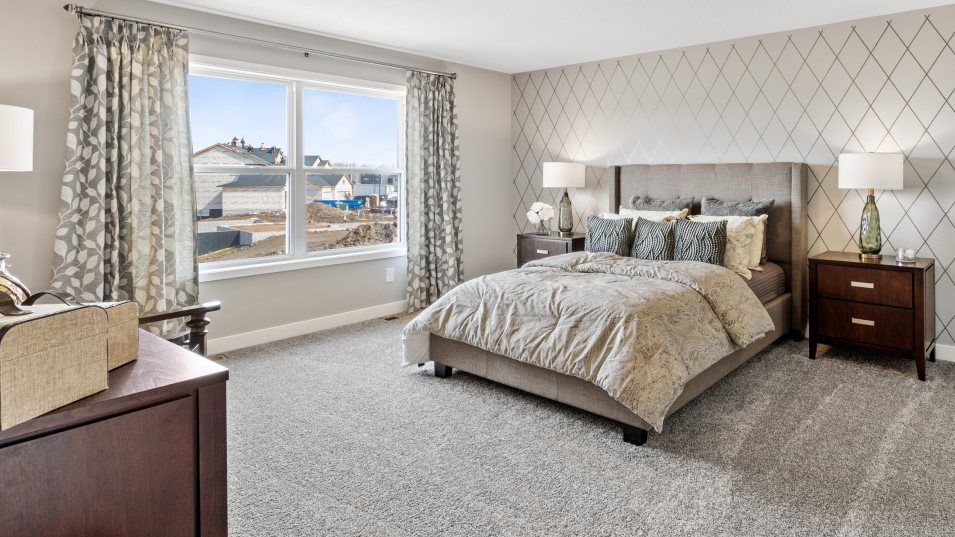 Bedroom featured in the Springfield By Lennar in Minneapolis-St. Paul, MN