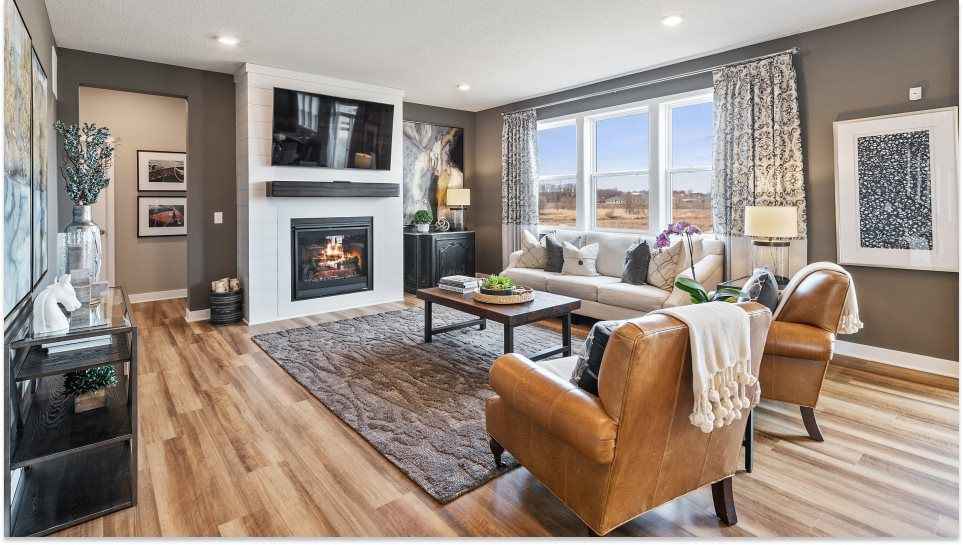Living Area featured in the McKinley By Lennar in Minneapolis-St. Paul, MN
