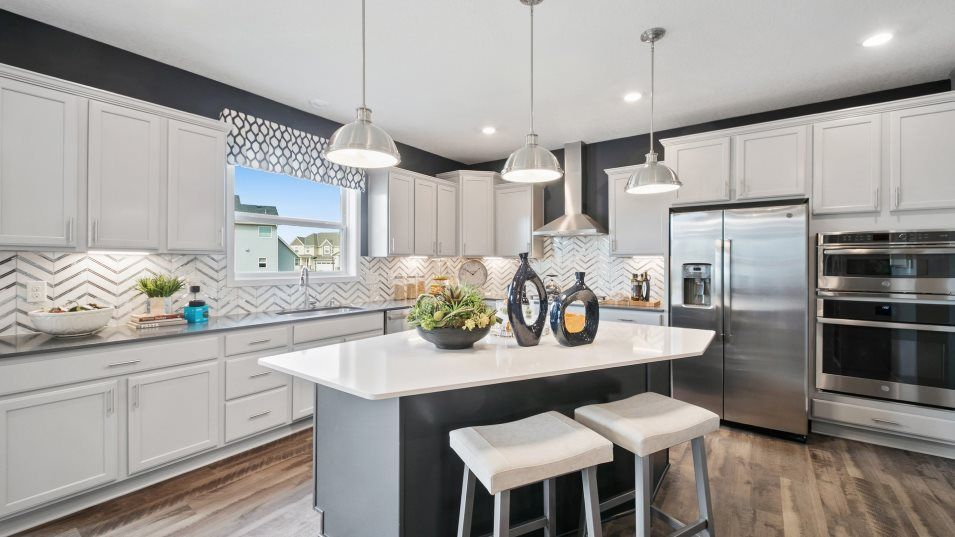 Kitchen featured in the Washburn By Lennar in Minneapolis-St. Paul, MN